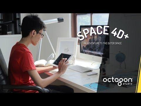 Carte 4D \u2013 une façon ludique pour allier écran et apprentissage - condensation dans la maison