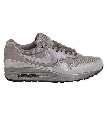 buy popular 53523 aad04 Nike Air Max 1 (l) Silver Burnt Metal - Hers trainers