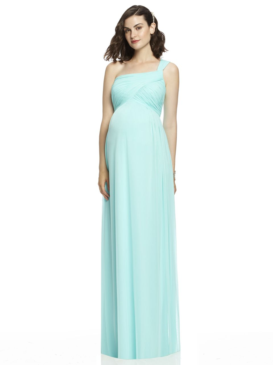 Dessy Maternity Bridesmaid Dress M427 | Blush Bridal | Blush Bridal ...