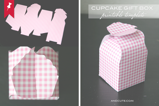 Pin By Aj Sibs Abroad On Party Gabba Dessert Buffet Gift Box Template Cupcake Boxes Template Box Template