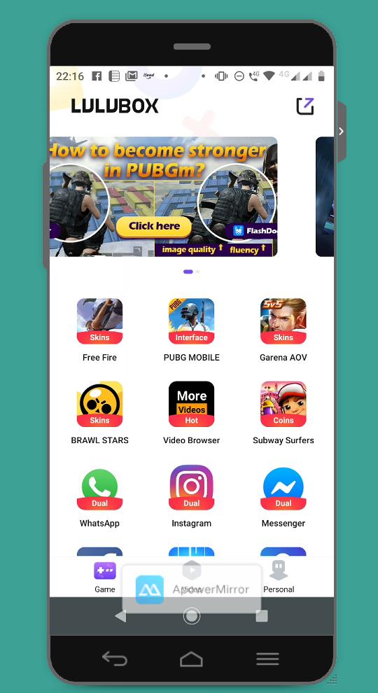 Conheça o Lulu box o app que organiza seus jogos e permite inserir