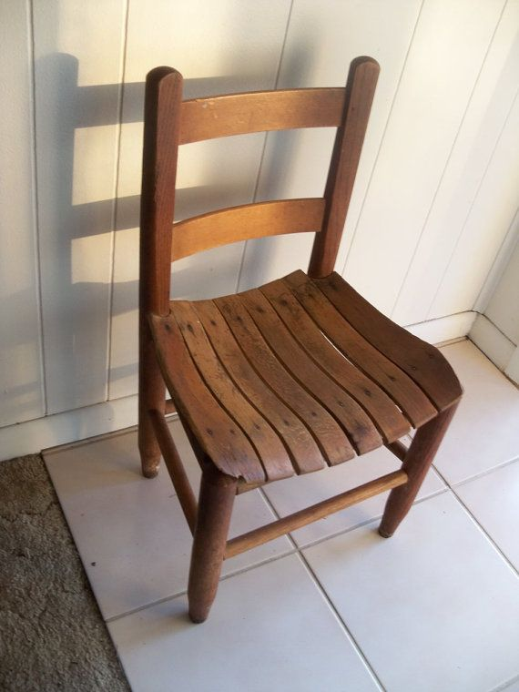 Youth Chair Antique Child Size Nice Vintage Country Decor - Youth Chair Antique Child Size Nice Vintage Country Decor Glory