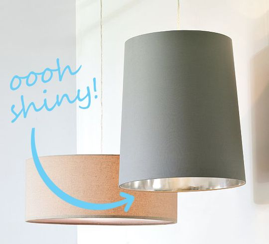 Add A Reflective Touch To Your Lighting For Less Than 20 Shabby Chic Lamp Shades Antique Lamp Shades Small Lamp Shades