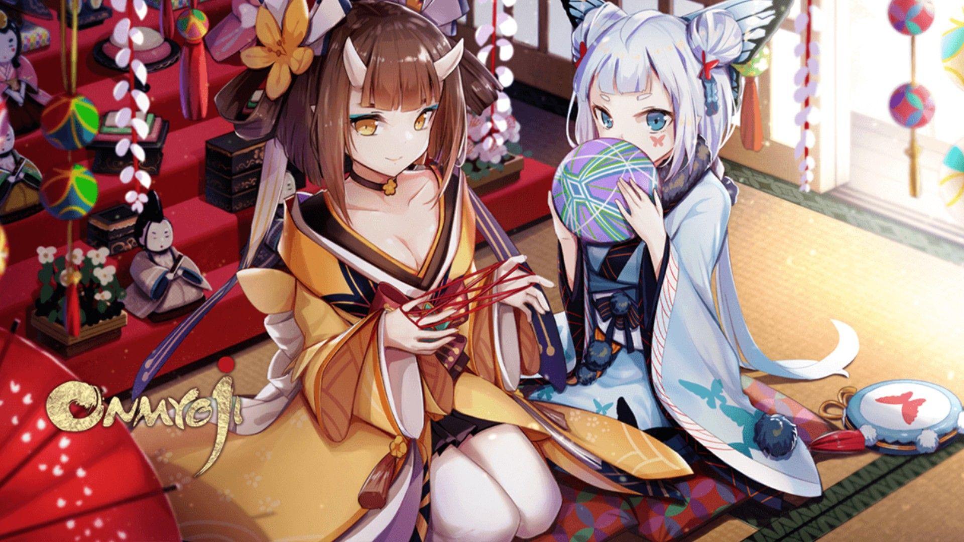 Pin oleh KouMazoku Sensei di onmyoji game