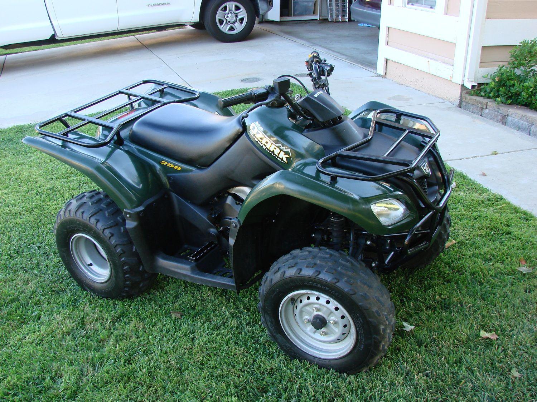 2004 ATV Suzuki Ozark Quad Runner 250 1850$ craigslist | 4