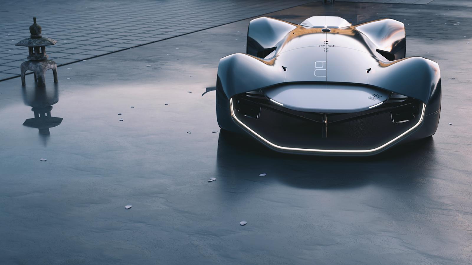 roborace challenge kyoto by maxime devauchelle and clement alliot motivezine concept cars car futuristic cars
