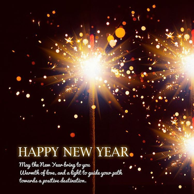 May The Newyear Bring To You Warmth Of Love And A Light To