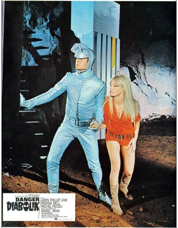 1968 Danger Diabolik