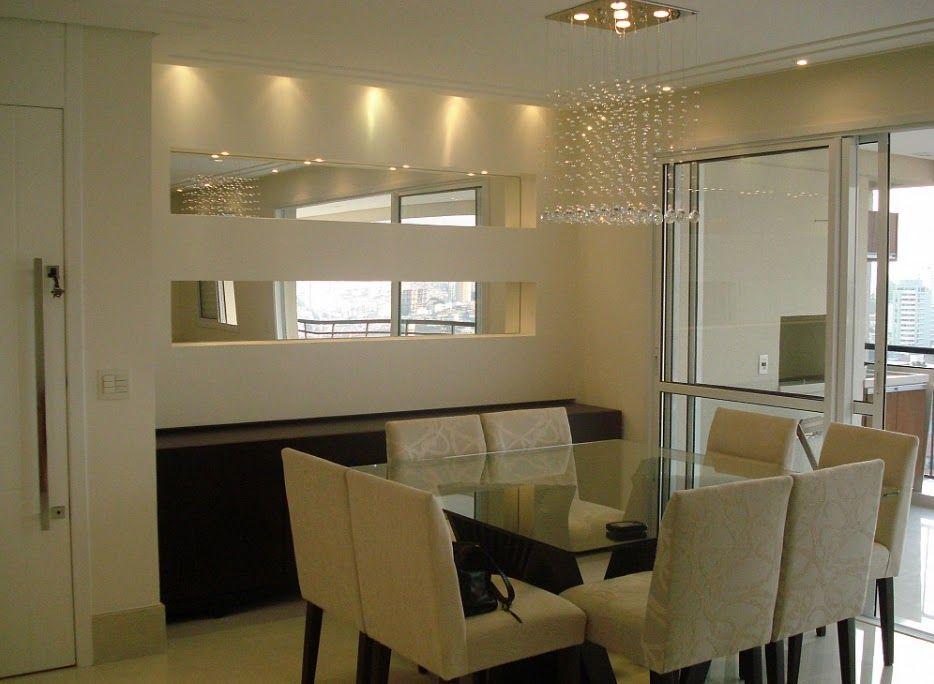 resultado de imagem para teto de gesso para sala unindo 2. Black Bedroom Furniture Sets. Home Design Ideas