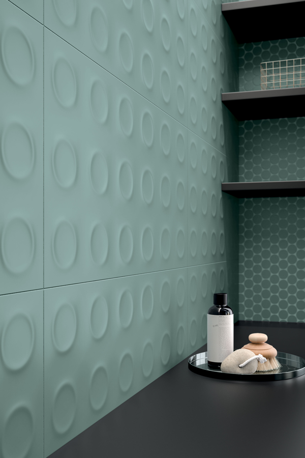 Marca Corona Bold Is The New Three Dimensional Tile Collection From Marca Corona Colours And Innovation Meet Italian Wall Trends Interior White Ceramic Tiles