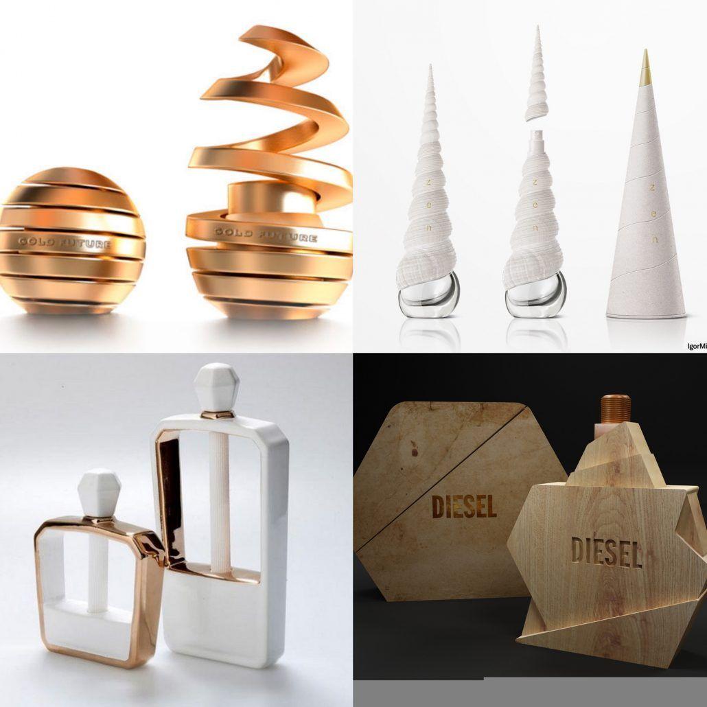 15 Most Creative Perfume Bottle Designs