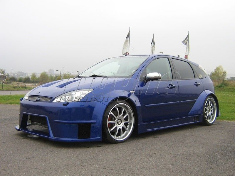 Ford Focus S Style Wide Body Kit Ford Focus S Ford Focus Wide