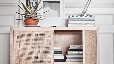 Ikea Stockholm Bookshelf