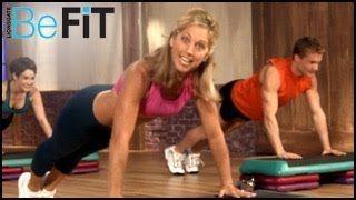 Denise Austin: Cardio Fat Burn Boxing Workout, via YouTube ...