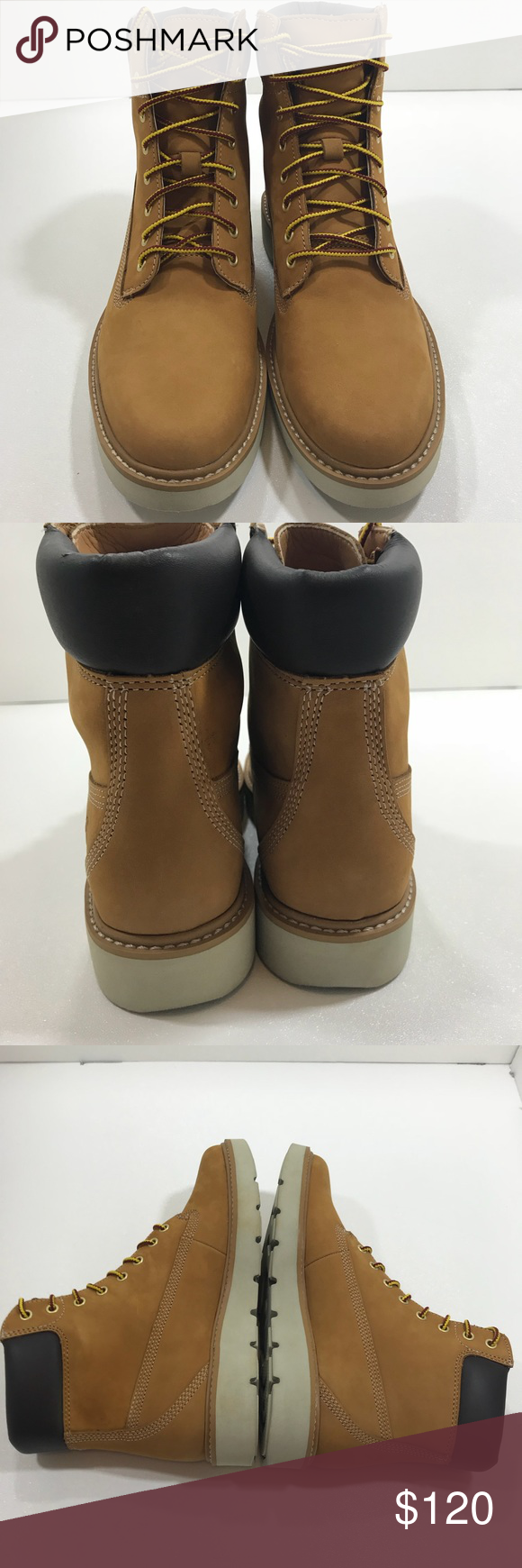 2eae54f4c6d Timberland Women 8 1 2 Kenniston 6-in. Boot Nubuck Timberland Kenniston 6  inch Wheat Nubuck Sensorflex Sole Women Boots Size 8 1 2. NWOT. New without  tags.