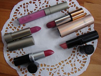 Valentina Kokoro Bellezza Naturale: TAGNOTAG: TOP FIVE EVERYDAY LIPSTICK!!! ( SPROLOQU...