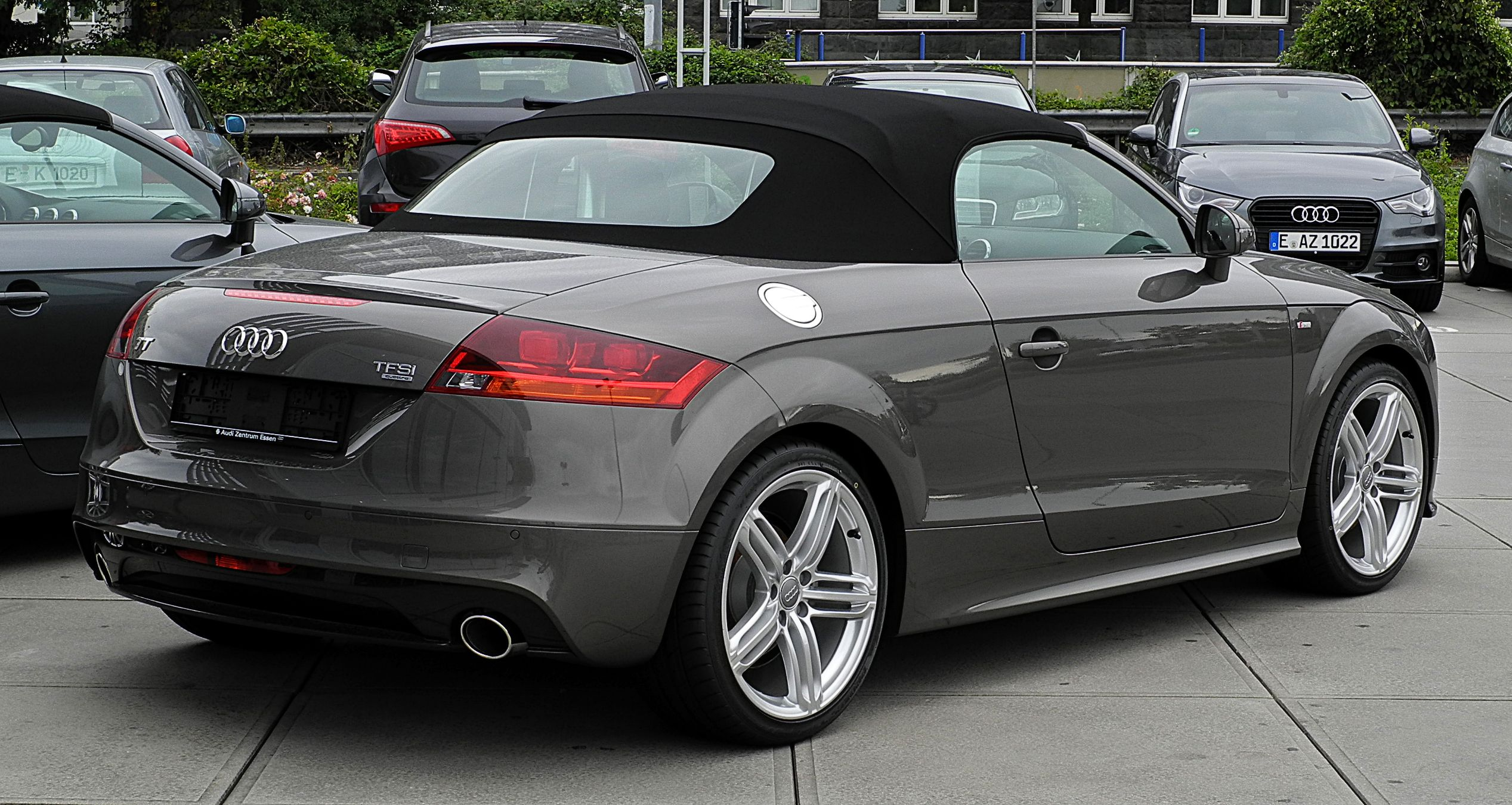 Ultraleggera hlt 19 on audi tt rs by sport wheels ozracing audi pinterest audi tt audi and wheels