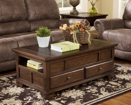 Shop For Signature Design By Ashley Gately Lift Top Cocktail Table And Other Living Room Coffee Tables At Furniture Fair In Cincinnati Dayton OH