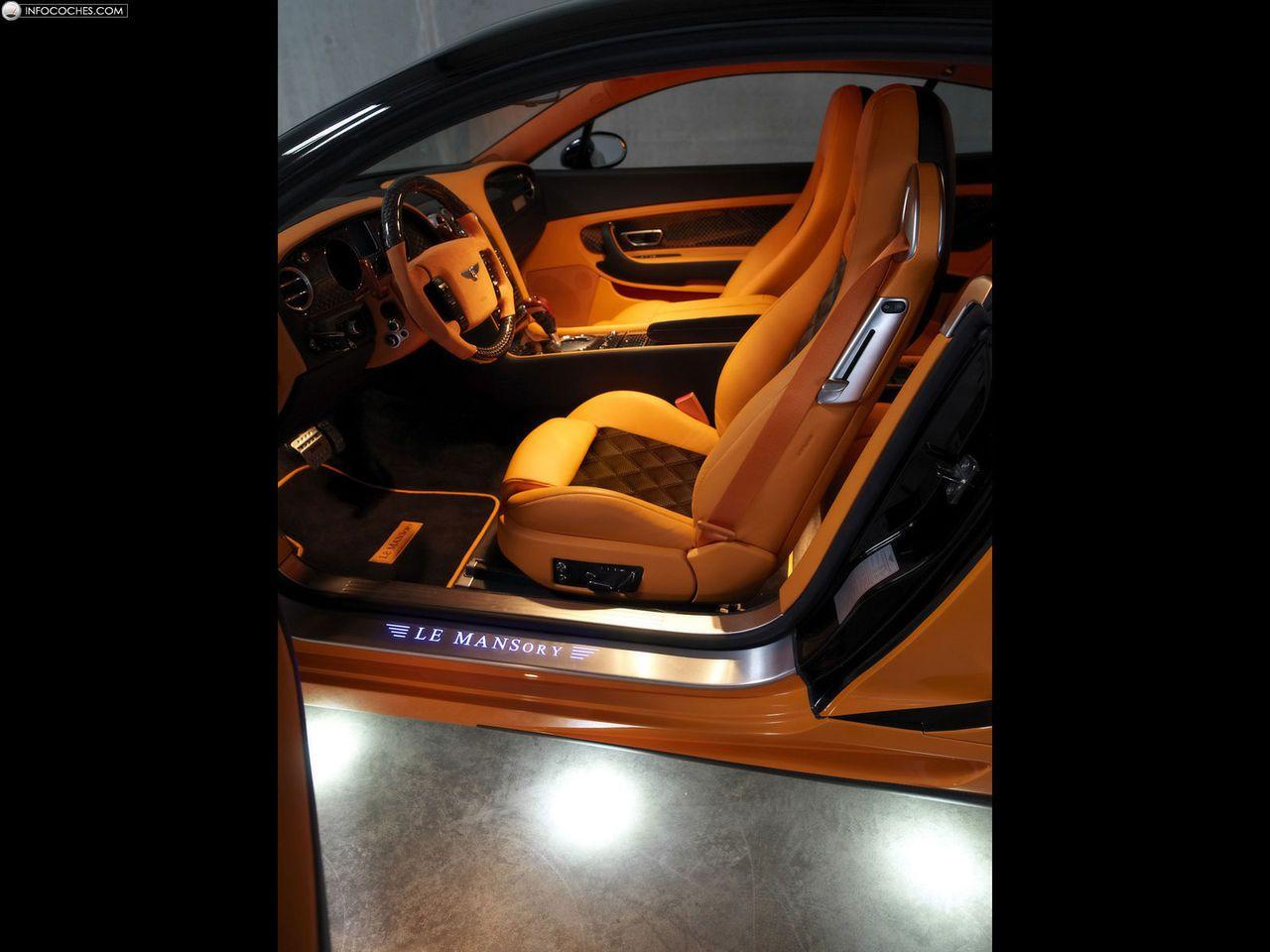 Fotos Del Mansory Bentley Continental Gt 8 12 Bentley