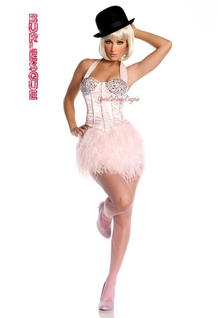 Christina Aguilera Burlesque Costume  Spooky Season -8004