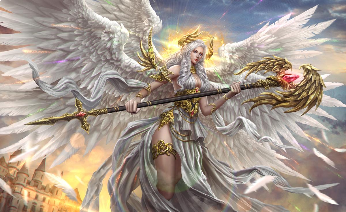 картинки с ангелами воинами появляться как новорожденных