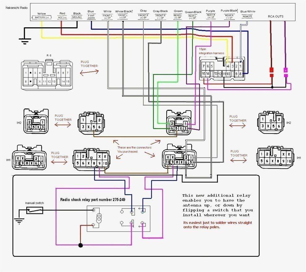 Kenwood Stereo Wiring Diagram Color Code Pioneer Car Stereo Car Stereo Systems Car Stereo