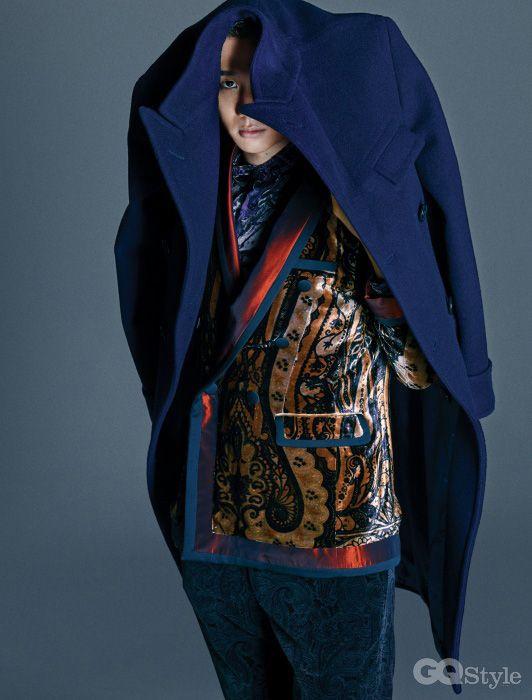 Yoon Jinwook by Hong Janghyun for GQ Style Korea Dec 2013