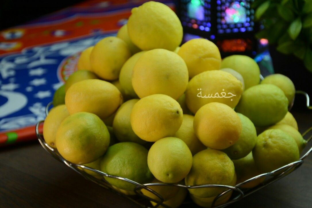 Pin By Ran On رمضان 2022 Fruit Food Lime