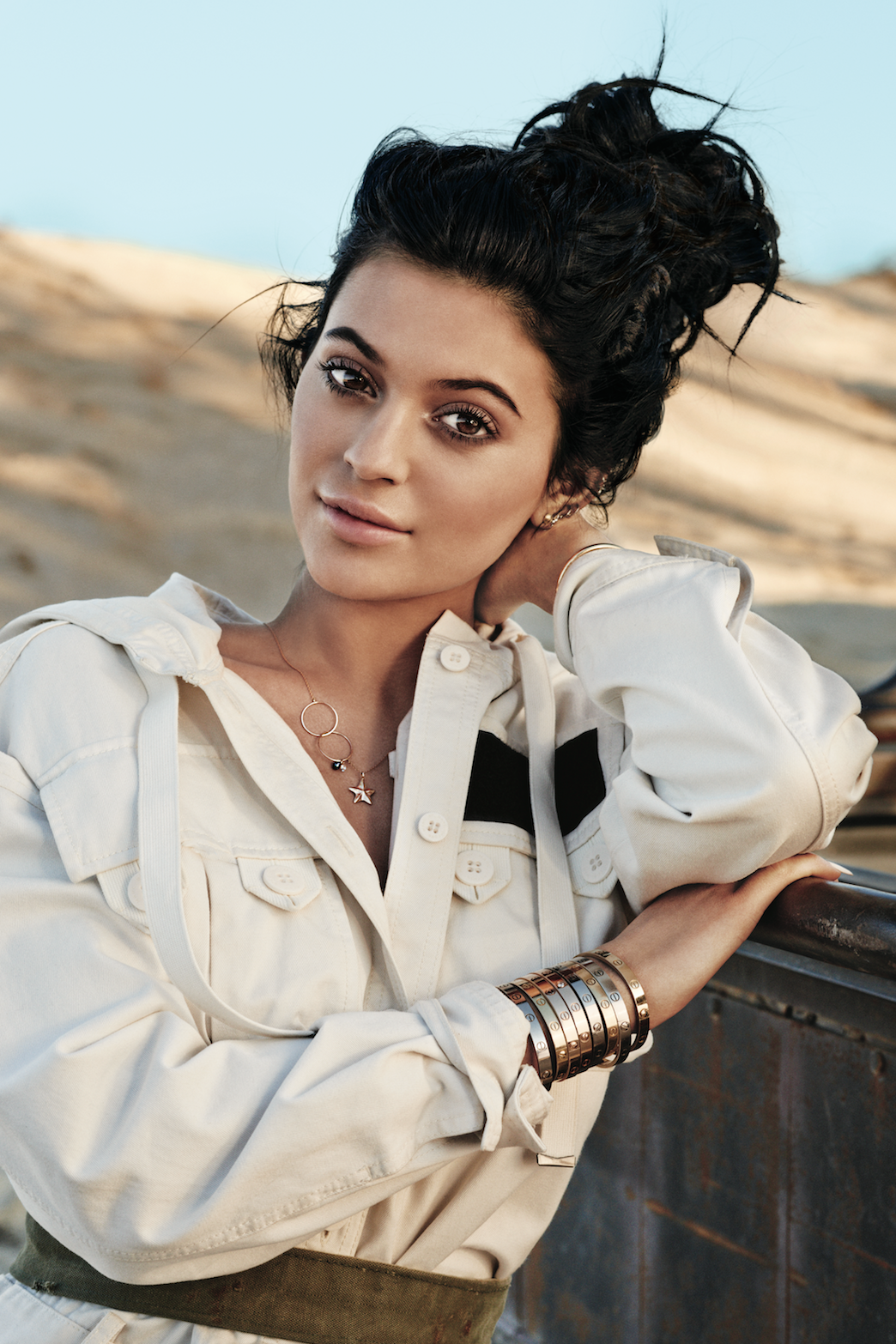 Keeping Up with Kylie Jenner! Our May 2015 Cover Star Talks Body ... aba28289c