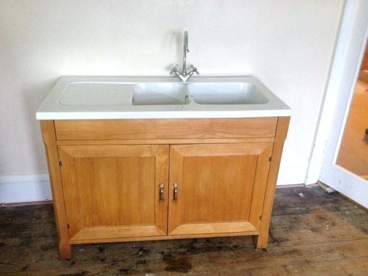 Best Free Standing Kitchen Sink Unit Free Standing Kitchen Sink 400 x 300