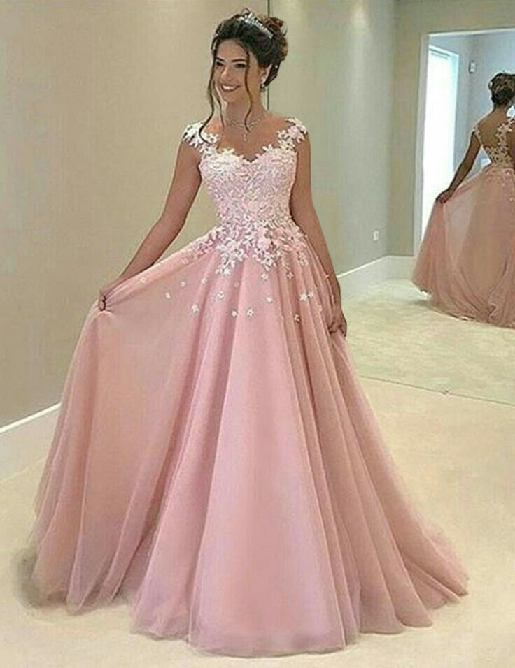 Gorgeous pink dress | Xv años | Pinterest | 15 años, Años y Boda