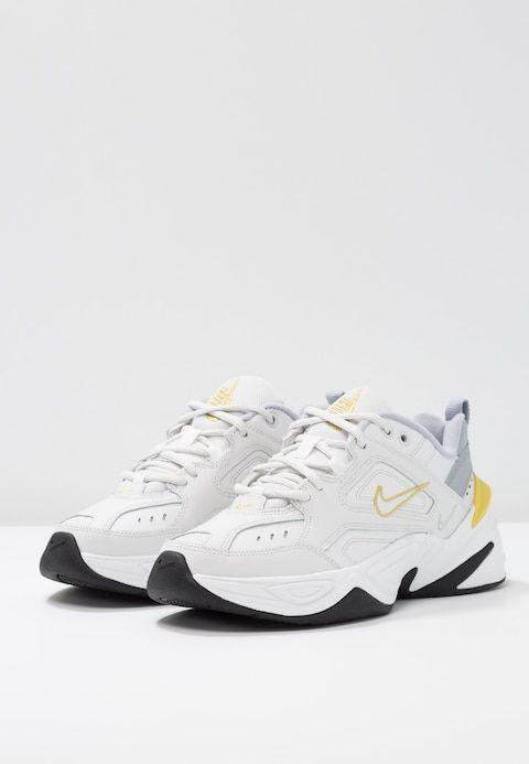 Prominente Empleado mentiroso  Nike Sportswear M2K TEKNO - Baskets basses - platinum tint/celery/wolf  grey/summit white/black - ZALANDO.FR | Nike sportswear, Sneakers, Nike