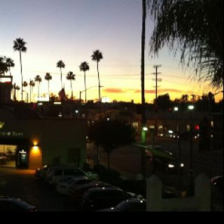 Sunset in LA. Take me there.