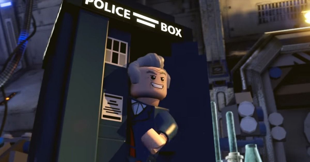 'Doctor Who' in 'Lego Dimensions' brings all 12 Doctors to the fight #12doctor Peter Capaldi, Jenna Coleman and Michelle Gomez lend their voices to a new Lego Dimensions game. #12doctor