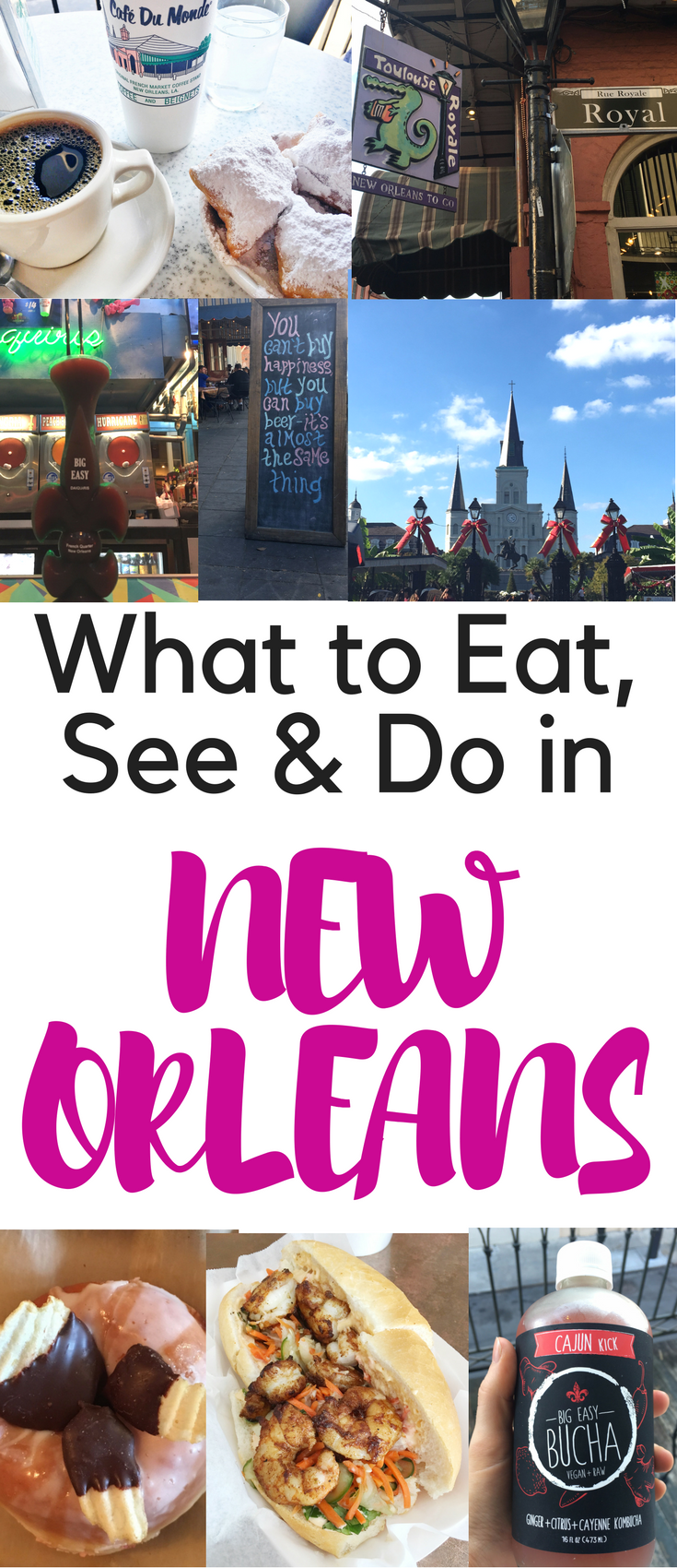 Photo of New Orleans Travel Guide: 25 Things to Eat, See & Do – Casey La Vie