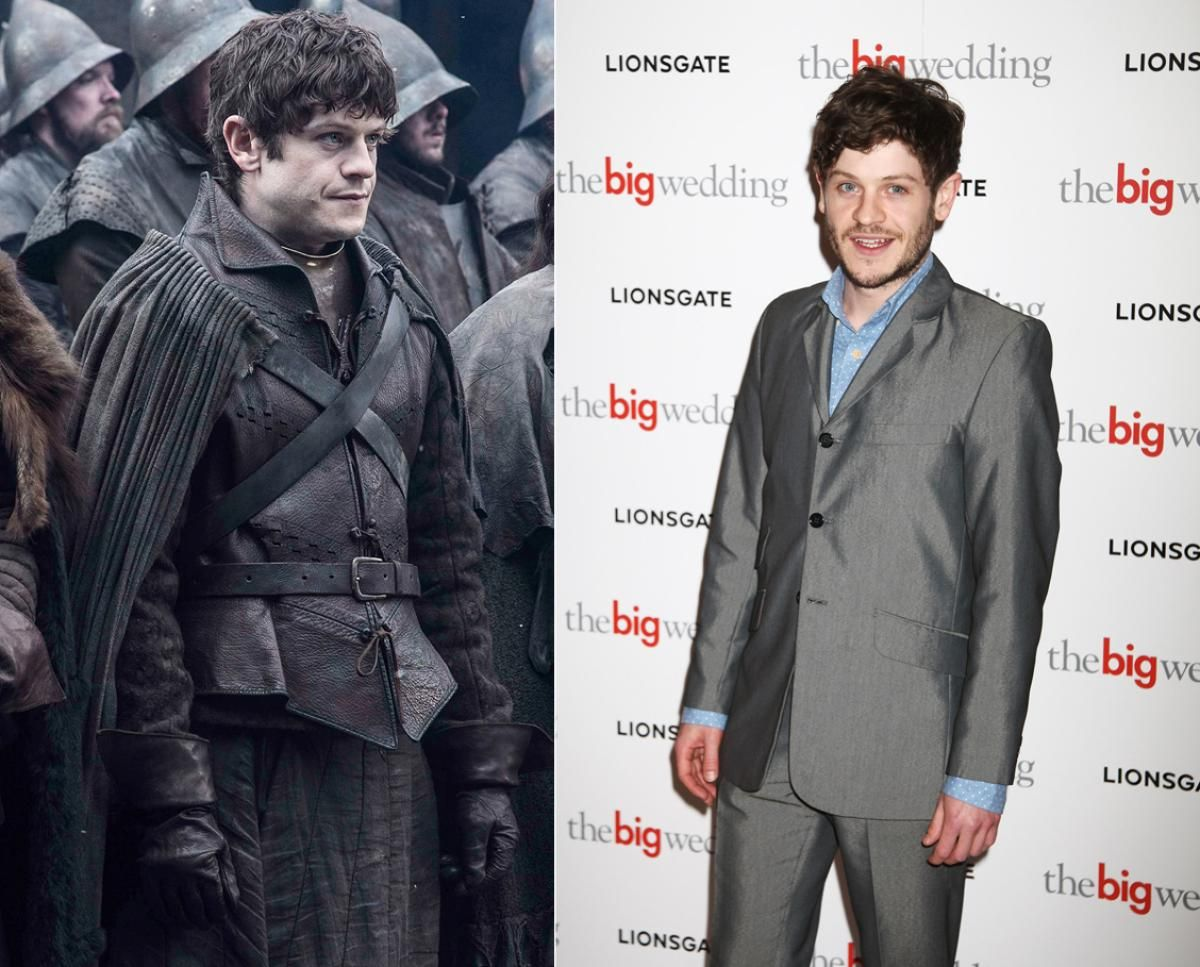"Iwan Rheon plays the evil and sadistic Ramsay Bolton in ""Game of Thrones,"" but you'd behappy to know that in real life he is nothing like his character! The talented actor is also a singer and musician and has starred in musicals as well as in TV and film."