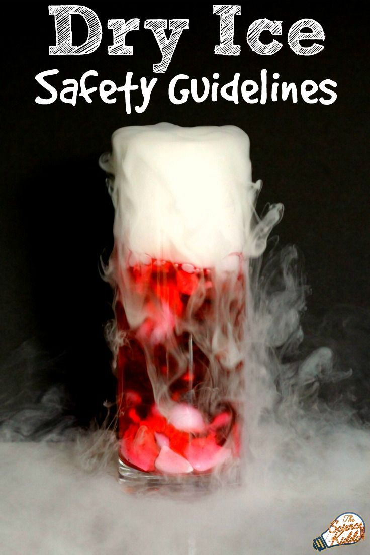 Dry Ice Safety Frequently Asked Questions Ice Safety Dry Ice Dry Ice Experiments