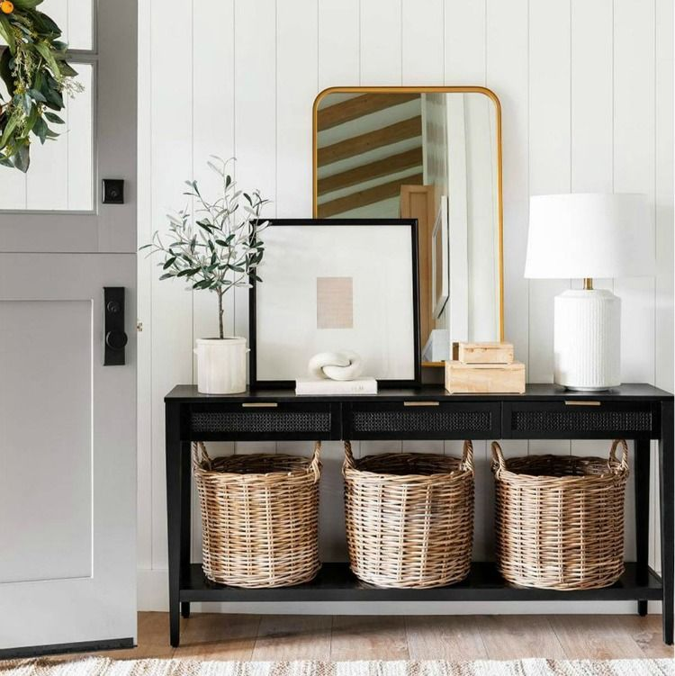 Black Console Table Target