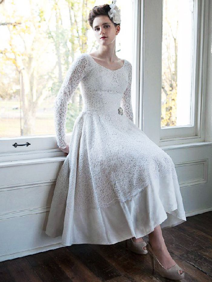 Vintage Wedding Dresses: Where to Buy the Real Deal | Vintage ...
