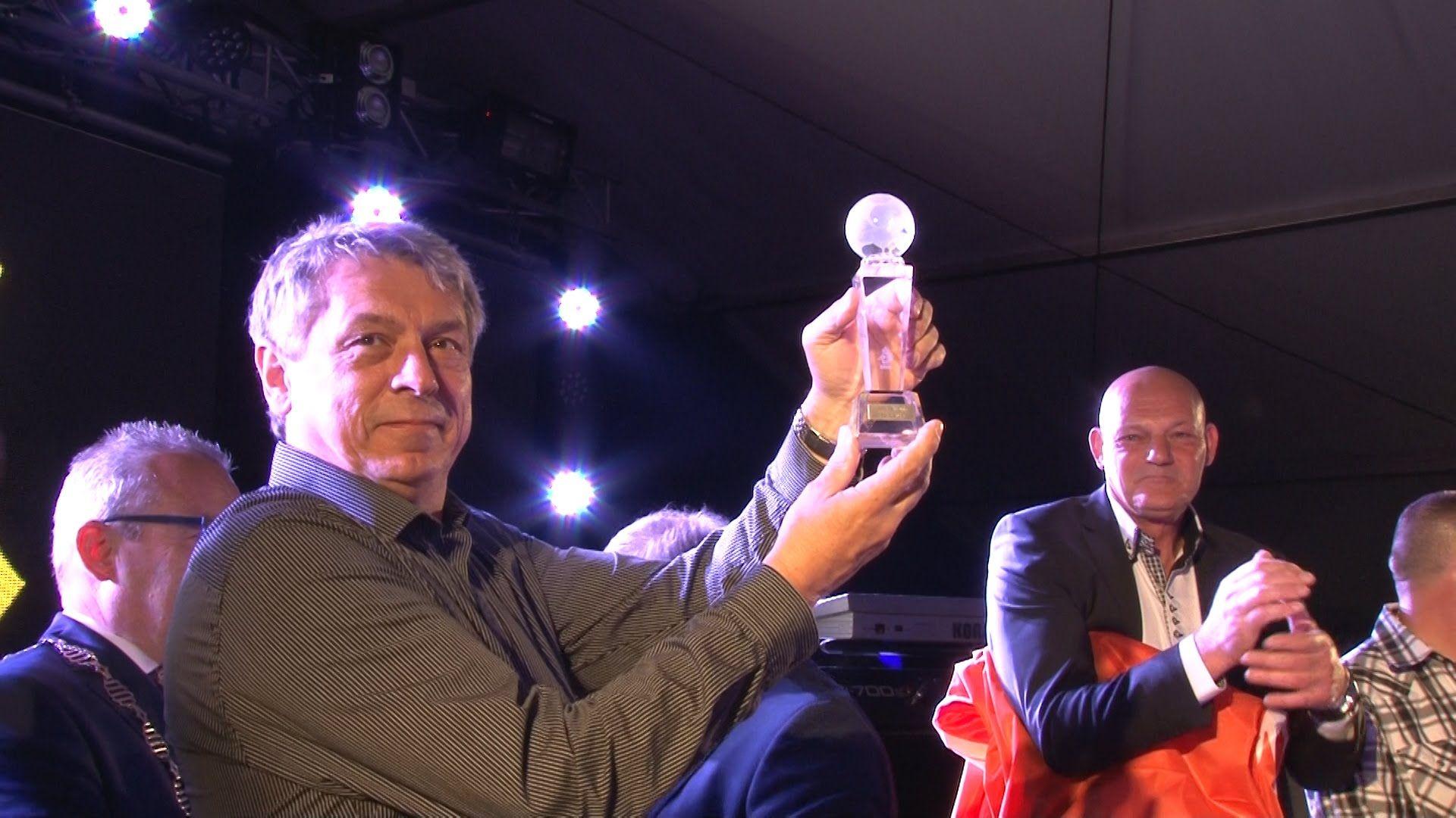 Gerard Van Balveren Feliciteert Sportclub Silvolde
