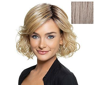 Hairdo Wave It Off Wavy Styled Wig - QVC.com