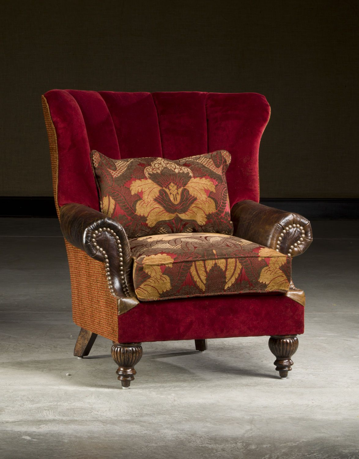 Superieur The Paul Robert Living Room Monty Chair Is Available In The Sarasota, FL  Area From
