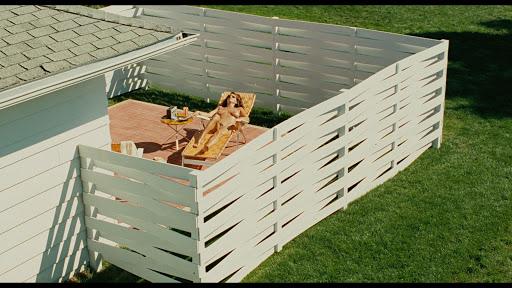 A Serious Man 2009 Naked Woman Sunbathing