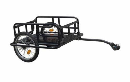 Lastenanhanger Fahrradanhanger Transportanhanger Rad Rahmen 16