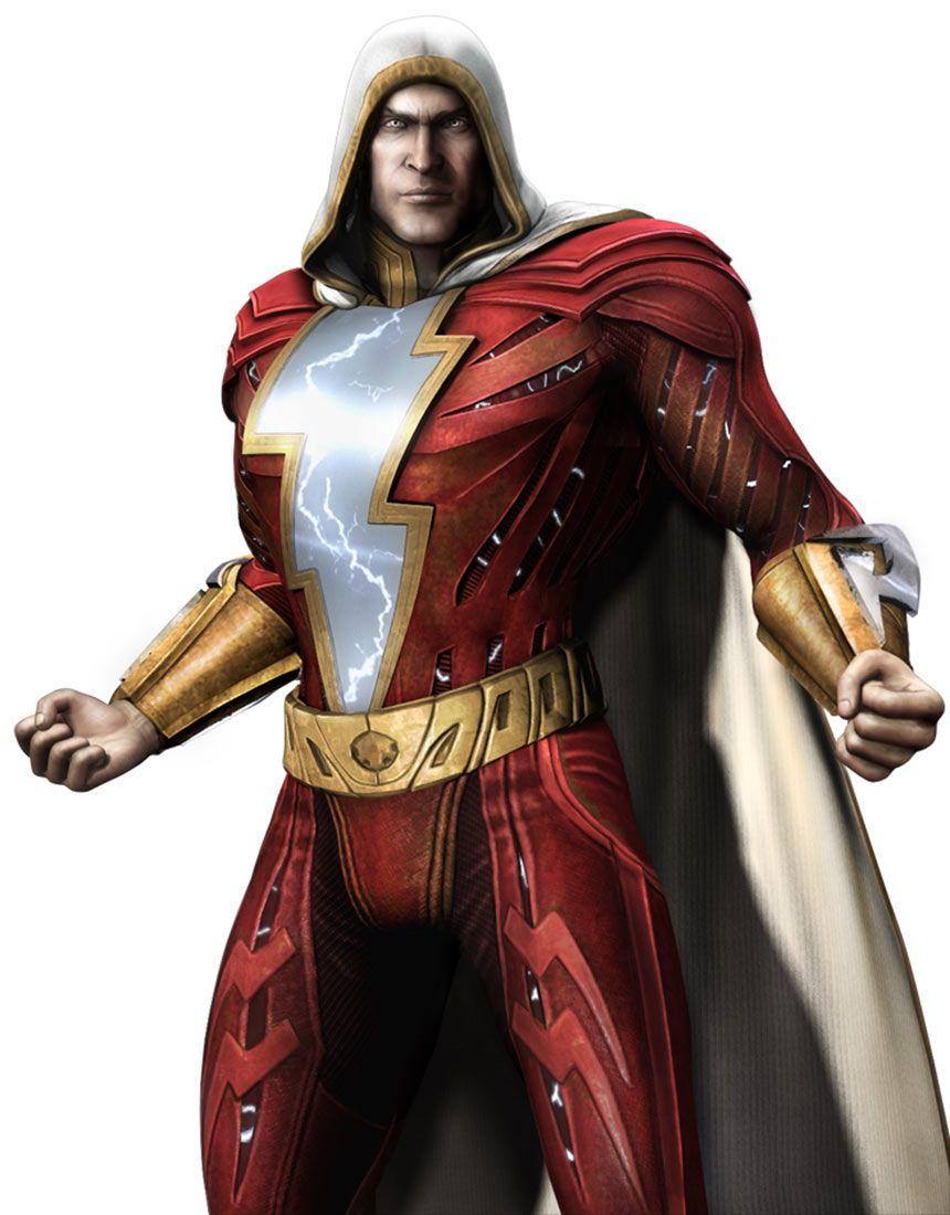 captain marvel injustice