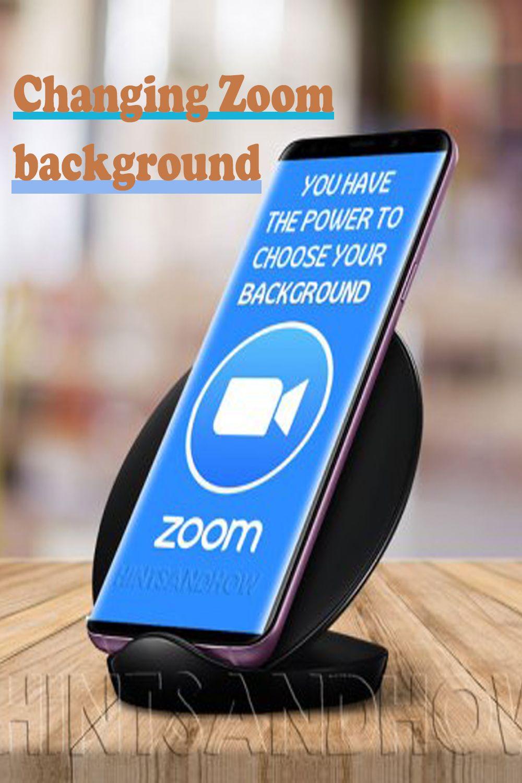Video Call Background Zoom Meeting Tip Classroom Technology Sunday School Teacher Online School