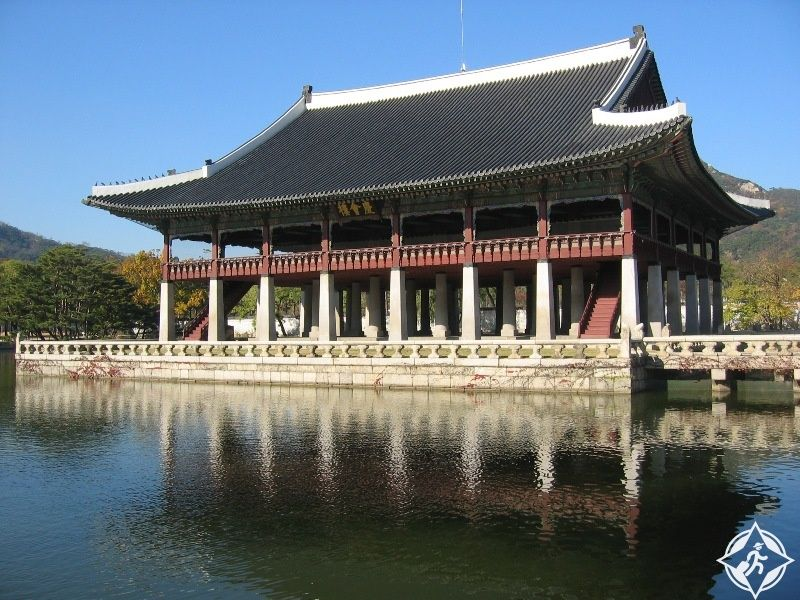 قصر جيونج Gyeongbokgung House Styles Film Aesthetic House