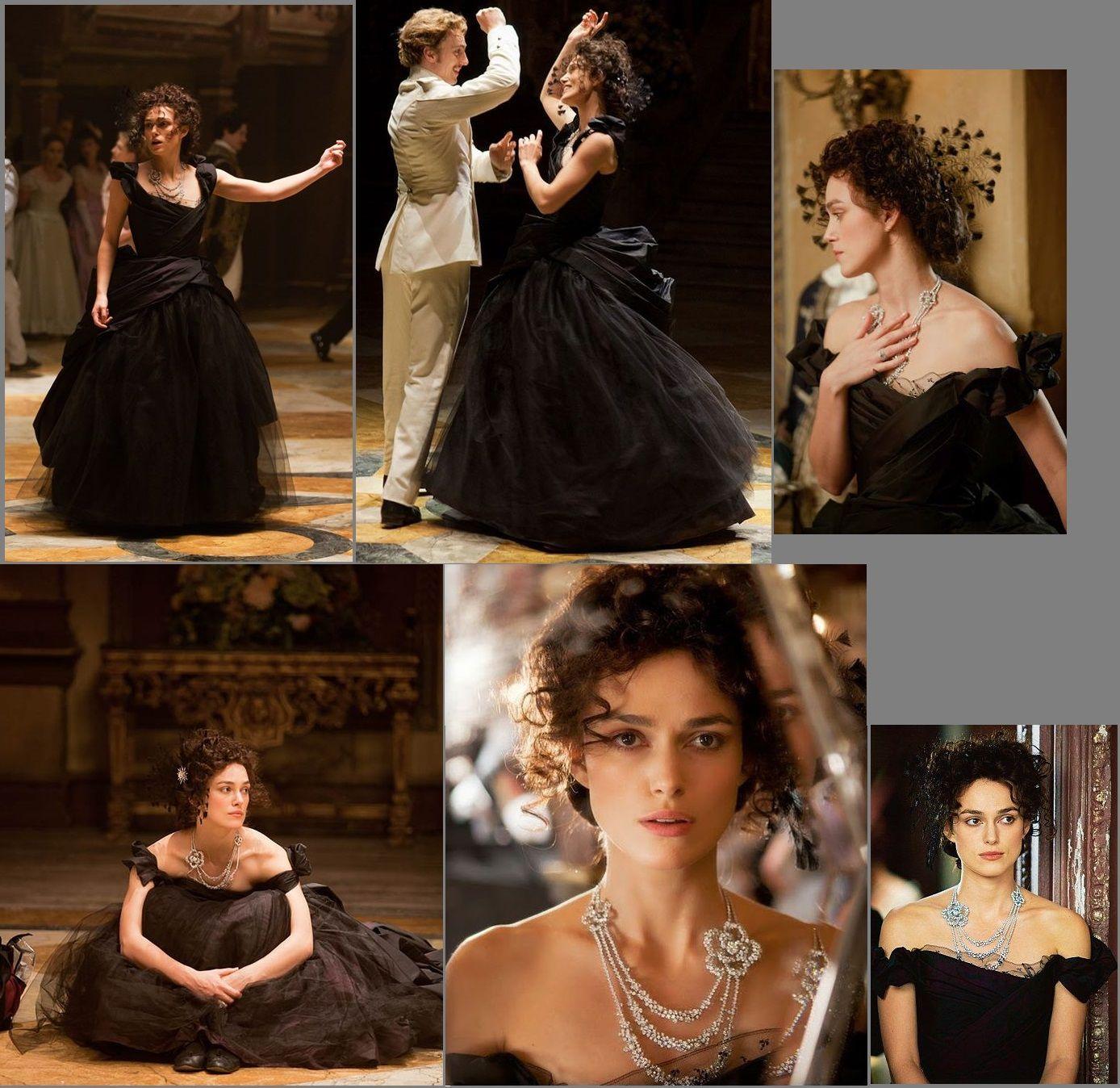 Anna Karenina Style Costume Designer Jacqueline Durran Http Www