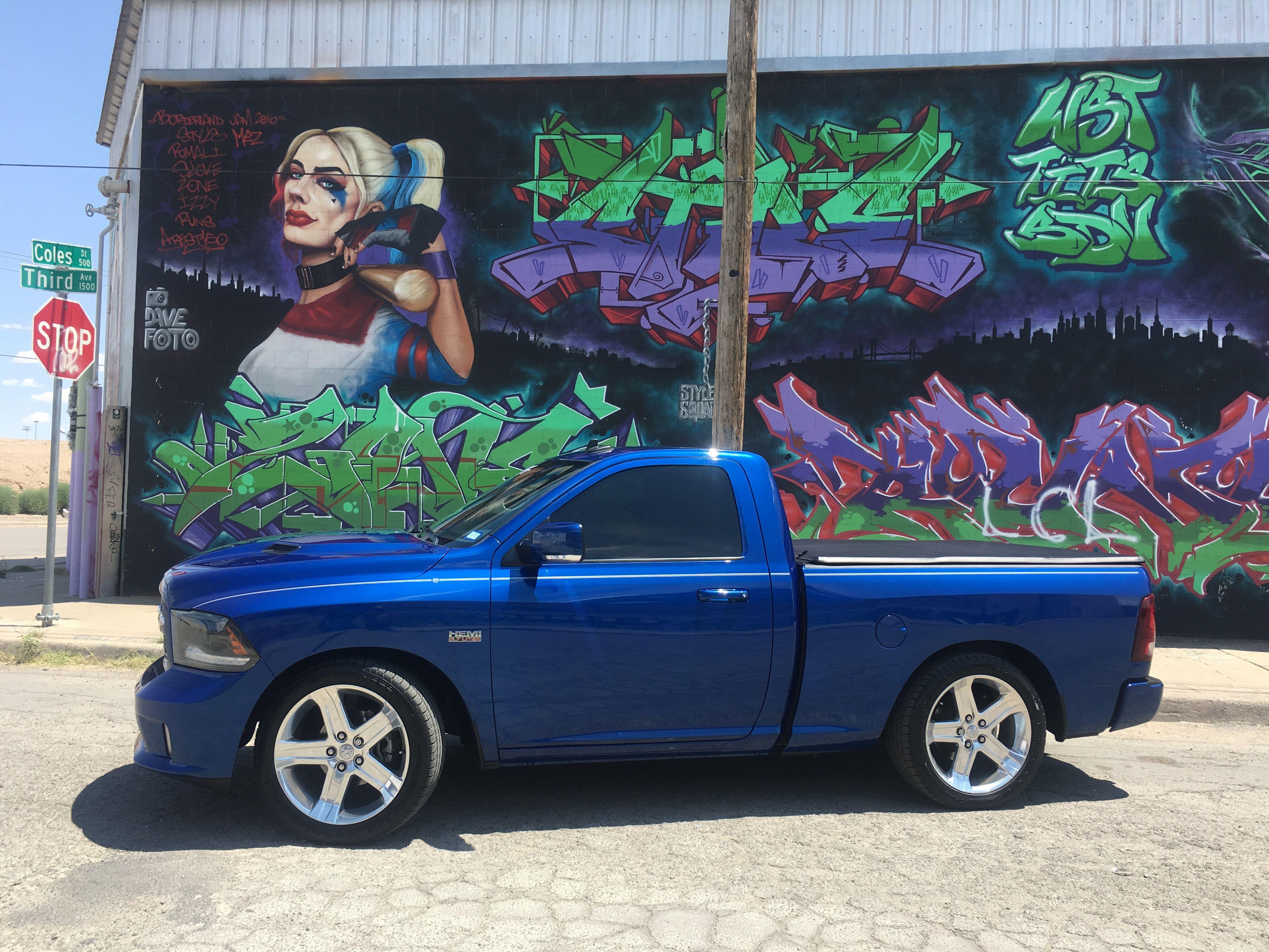 Ram R T El Paso Texas Ram Trucks Dodge Trucks Dodge Ram
