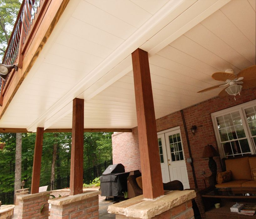 under deck ceiling magnolia outdoor living deck ceiling outdoor 10616